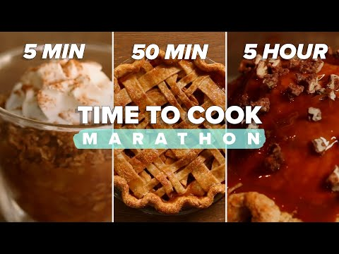 Time To Cook Marathon ? Tasty