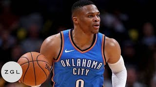 Russell Westbrook Transition Offense Highlights
