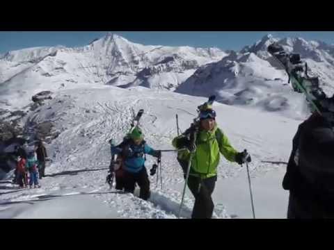 Heliskiing with Progression Ski & Snowboard School