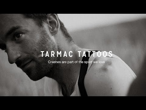Tarmac Tattoos | Crashes are part of the sport we love
