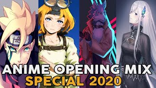 ANIME OPENING MIX - SPECIAL 2020