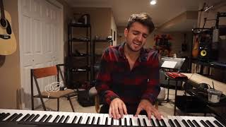 Marshmello ft. Bastille - Happier (COVER by Alec Chambers) | Alec Chambers