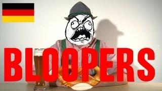 Die deutsche Sprache im Vergleich zu anderen – Bloopers