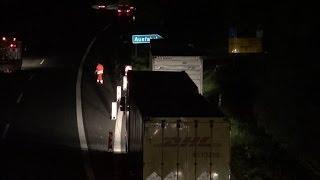 NRWspot.de | A45 Vollsperrung – Fahrer ignorieren Absperrung
