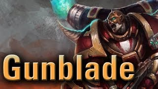 Hero Spotlight: Gunblade