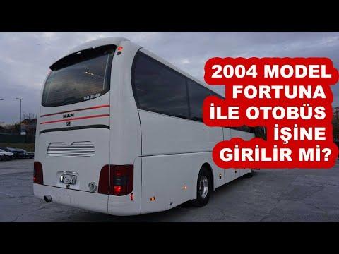 2004 Model Man Fortuna İle Otobüsçülüğe Girilir mi ?