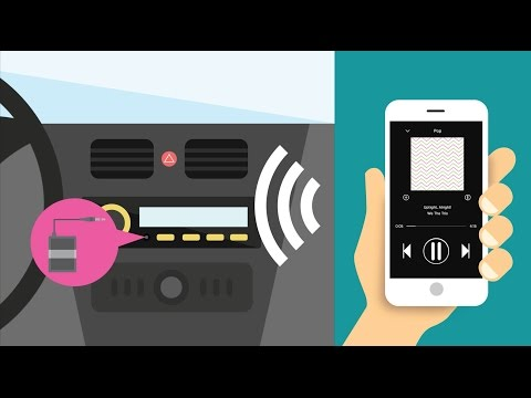 Aluratek Universal Bluetooth Audio Receiver and Transmitter - Product Spotlight Video