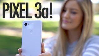 Pixel 3a XL vs iPhone XS Max!
