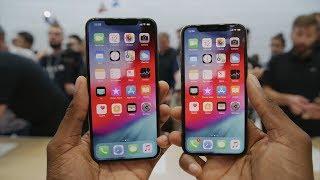 iPhone Xs  Xs MAX | الجديد في 8 دقائق -