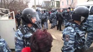 З'явилося відео затримання кримських татар на півострові