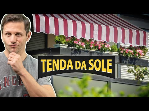 TENDA DA SOLE | Avv. Angelo Greco