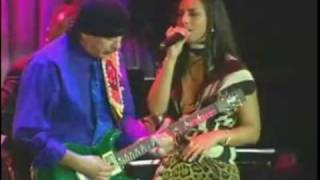 Carlos Santana Black Magic Woman Alicia Keys