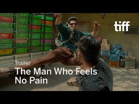 THE MAN WHO FEELS NO PAIN - Trailer