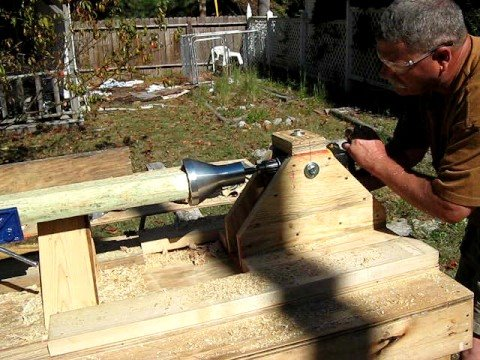 Timber Jig For Tenon Cutter Youtube