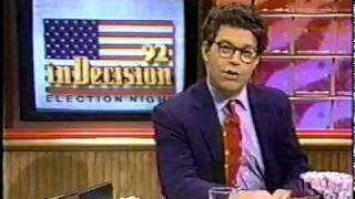 Indecision 92 Election Night Coverage