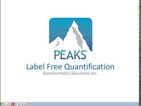 protein label-free quantification