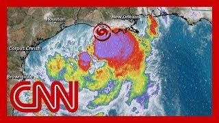Tropical Storm Barry creeping towards Louisiana coast