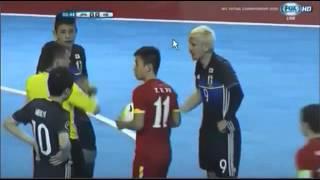 Viet Nam thắng ĐKVĐ Japan bóng đá Futsal Championship AFC 2016