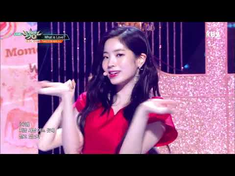 뮤직뱅크 Music Bank - What is Love? - TWICE(트와이스).20180413