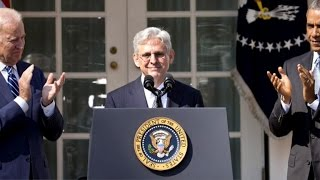 Merrick Garland faces GOP roadblock as Supreme Court nominee