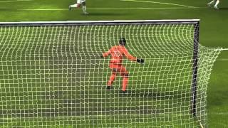 Trận fifa world tour cực hay giữa Real madrid và Mallorca 5 - 0