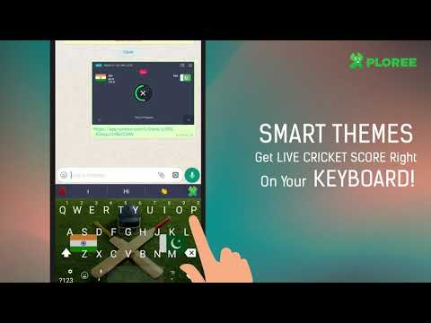 Smart Themes for a smarter keyboard