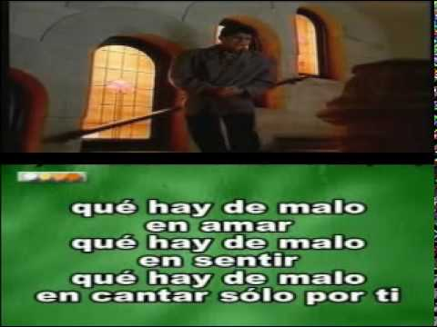Jerry Rivera - Que Hay De Malo 'KaraOke