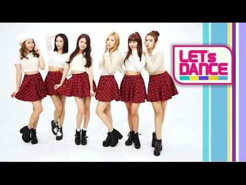Let's Dance : FIESTAR(피에스타) _ I Don't Know(아무것도 몰라요) [ENG/JPN SUB]