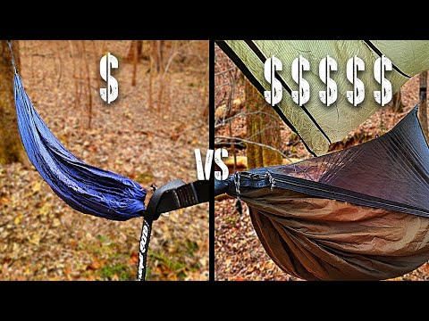 Budget VS Expensive Camping Hammock: Does It Matter?