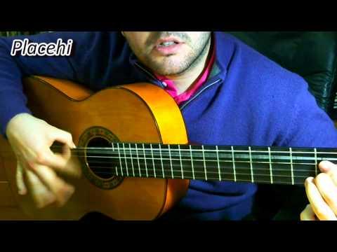 Técnica del Picado & Rasgueos | Guitarra flamenca