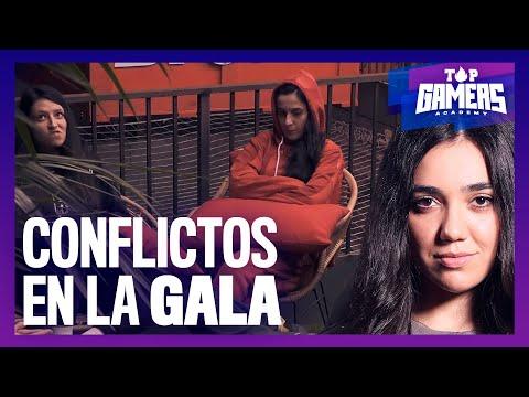 ANALIZAN los CONFLICTOS de la GALA   TOP GAMERS ACADEMY