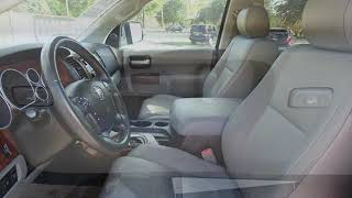 2008 Toyota Sequoia Ltd Used Cars - Austin,TX - 2018-11-03