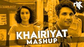 Khairiyat Mashup Remix – DJ NYK