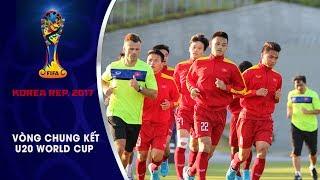ĐT U20 VIỆT NAM QUYẾT TÂM GHI BÀN VÀO LƯỚI U20 HONDURAS