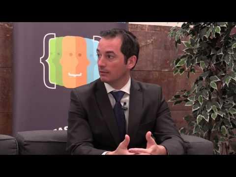Entrevista - Javier Antoniucci. T3chFest2015