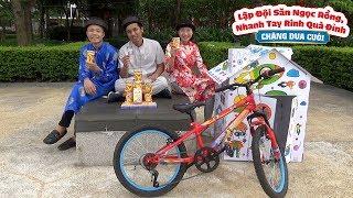 Ăn Xúc Xích Xuxifarm – Trúng Thưởng Xe Đạp Super Saiyan ❤ BIBI TV ❤