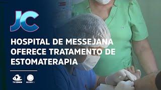 Hospital de Messejana oferece tratamento de estomaterapia
