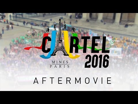 Cartel des Mines 2016 I Official Aftermovie