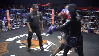 BBQ Beatdown 122: Wei Ying (China) vs Tina (Australia)