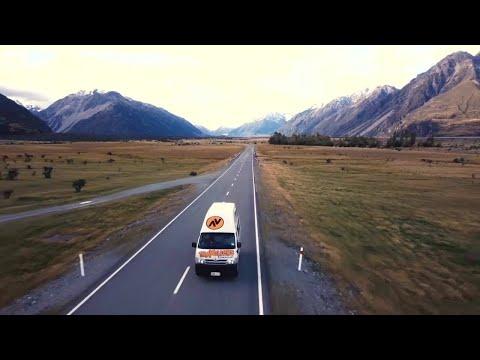 Kuga Campervan - Travellers Autobarn New Zealand | KILROY