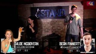 The RoastMasters Spring Tournament 5.15.18: Chloe McGovern vs. Andrew Manning