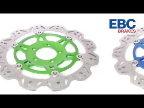 EBC Vee-Rotors™