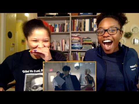 SUPER JUNIOR Black Suit MV Reaction