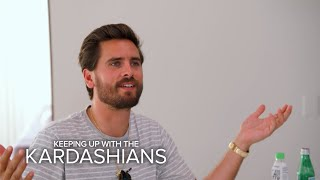 KUWTK | Scott Gets Upset Over Being Uninvited to Khloe K.'s Party | E!