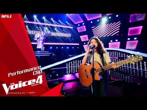 The Voice Thailand - พลอย จีรนันท์ - ยินดีที่ไม่รู้จัก - 20 Sep 2015