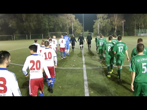 Hamburger SV III - SC Urania (Bezirksliga Nord) - Spielbericht | ELBKICK.TV