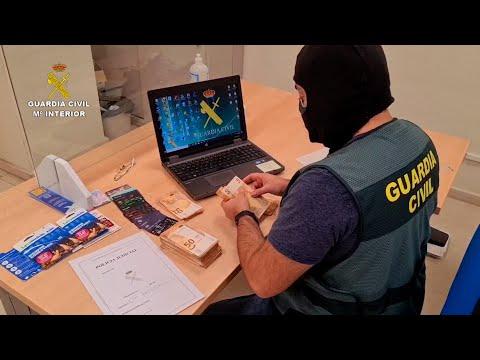 Desarticulada organización criminal responsable de cientos de estafas por venta de mascarillas