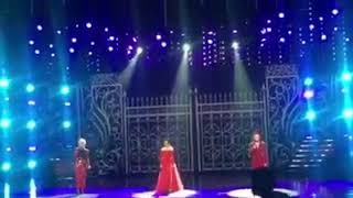Đức Phúc + Hòa Minzy + Erik - Live mashup love Song và nhạc phim Hậu duệ mặt trời tại Mama 2017
