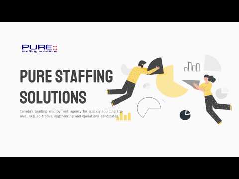 Pure Staffing Solutions | Leading Employment Agency in Canada