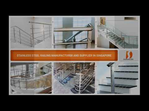 Stainless Steel Handrails Supplier
